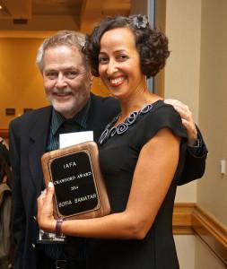 Sofia Samatar Wins Crawford Award